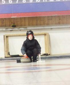Connor curling