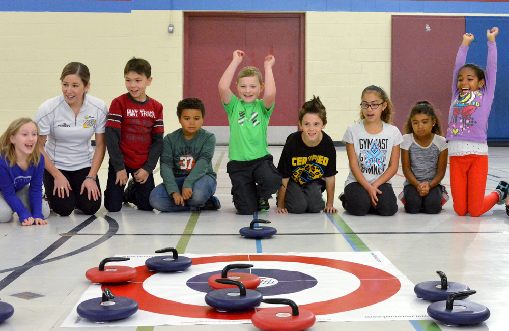Physical education games for elementary students
