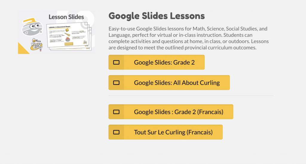 Free Classroom Resources Google Slide